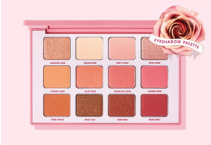 Holika Holika - Piece Matching 12 Shadow Palette # 04 Sparkling Rose