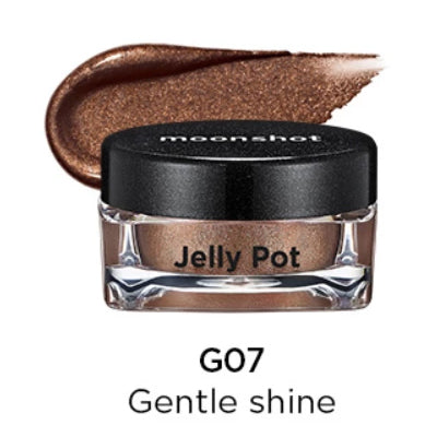 Moonshot Jelly Pot (Glitter) G07