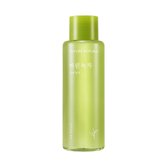 Nature Republic Mild Green Tea Toner