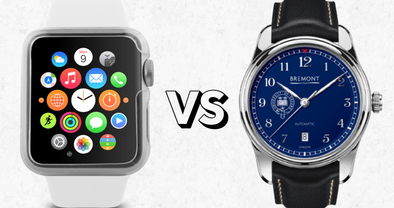 Have Smartwatches Eclipsed The Traditional Mechanical Timepiece?