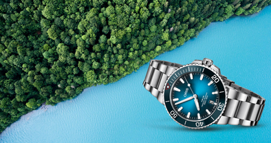3 Brands Leading The Way In Eco-Friendly Timekeeping