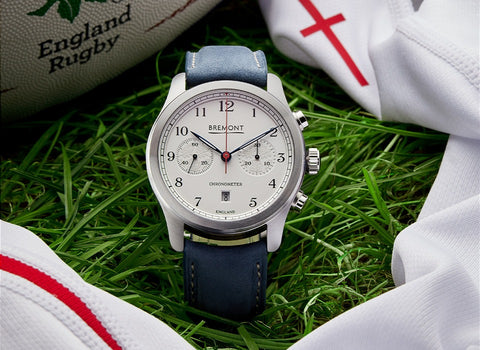 Bremont, England Rugby, Oxbridge Watches