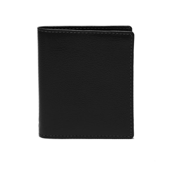 Capra Mini Wallet with 6 C/C Black