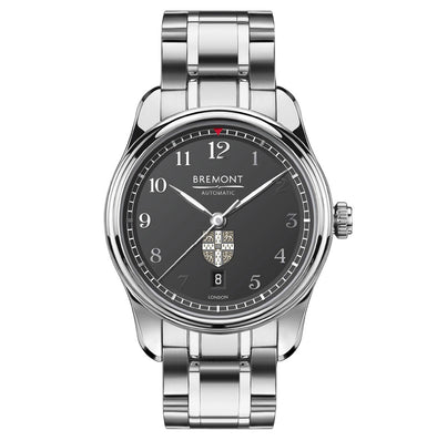 University of Cambridge Bremont Airco Mach 2 (anthracite/bracelet/greyscale)