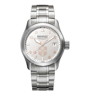 University of Cambridge: Ladies Solo-37 (Rose Gold / Bracelet)