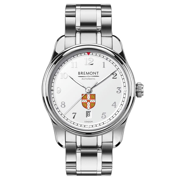 University of Cambridge Bremont Airco Mach 2 (white/bracelet/colour)
