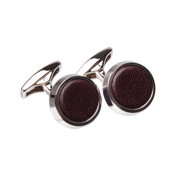 Lifestyle Round Cufflinks