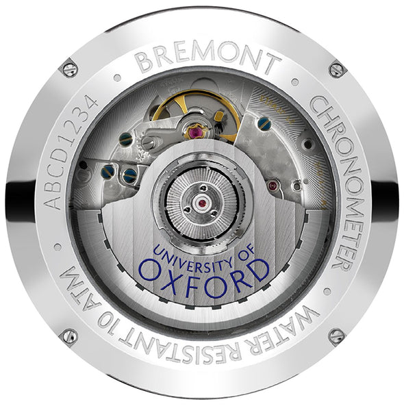 Oxford Official Licensed Exclusive Luxury Watch