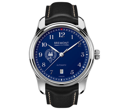 University of Oxford: Bremont Airco Mach 2 (Oxford blue/leather)