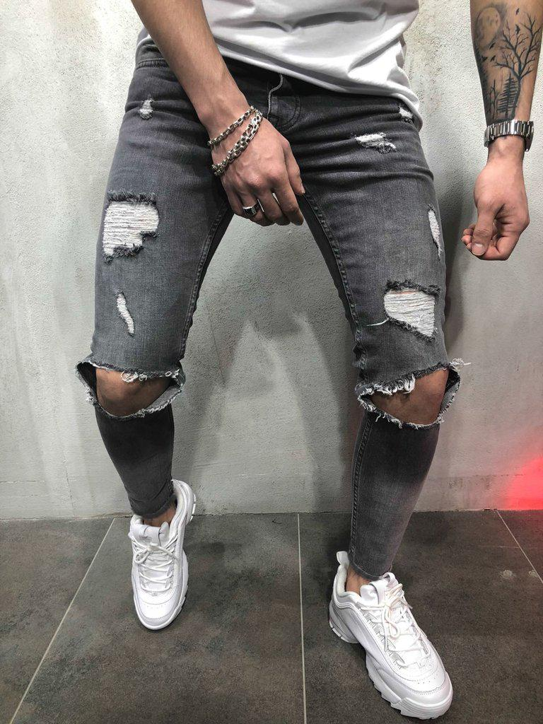 Jeans Denim Noir