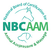 NBCAAM animal acupressure and massage