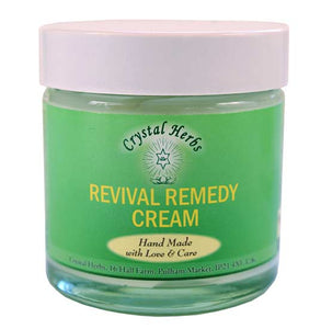 Crystal Herbs Revival Remedy (Bach Rescue Remedy)