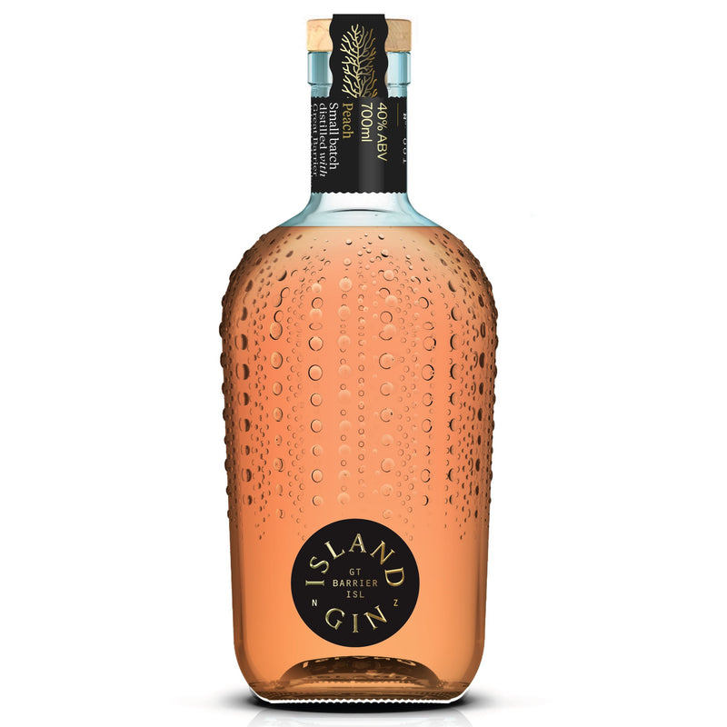 Limited Edition Black Label Peach Gin 40 % ABV COMING SOON.