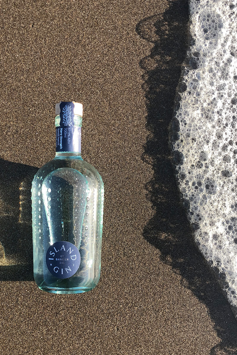 Navy Strength Island Gin. BACK IN STOCK.