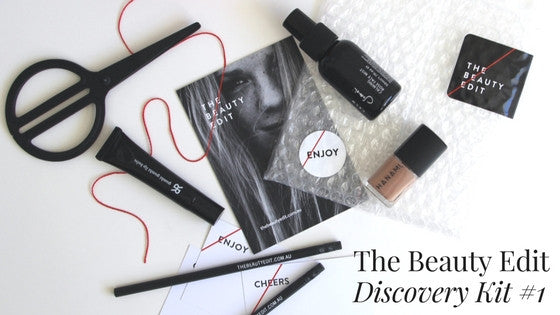 The Beauty Edit Discovery Kit #1