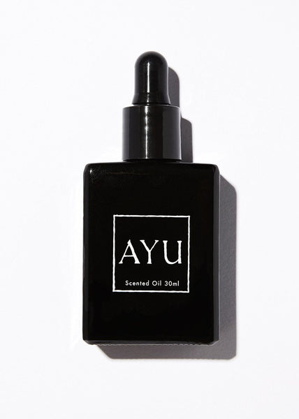 Ayu Black Musk Scented Oil