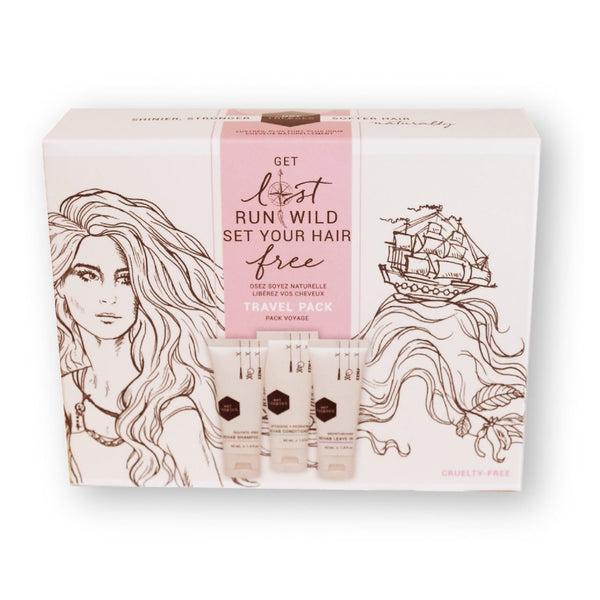 Hot Tresses Hair Trio Pack- Trial size