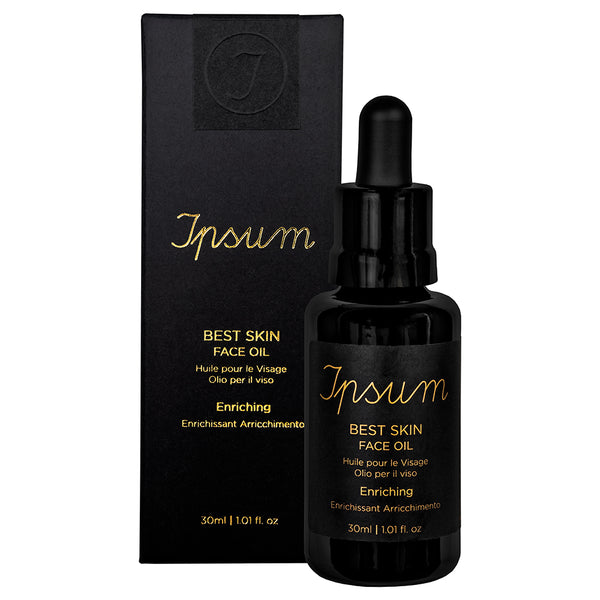 Ipsum Best Skin Enriching Face Oil