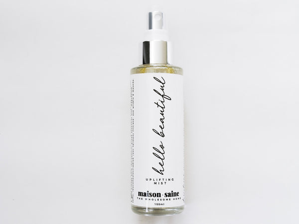 maison saine Hello Beautiful Mist