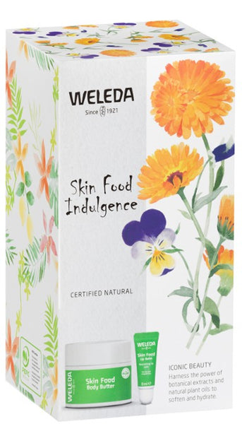 Weleda Skin Food Indulgence Gift Set