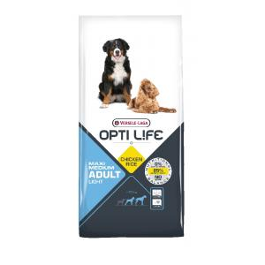 Opti Life Adult Light Medium & Maxi, 12,5kg