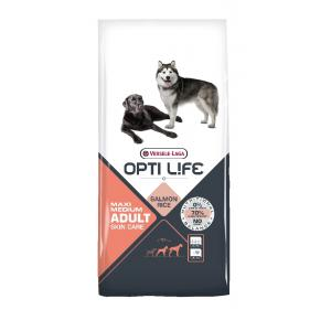 Opti Life Adult SkinCare Medium & Maxi, 12,5kg