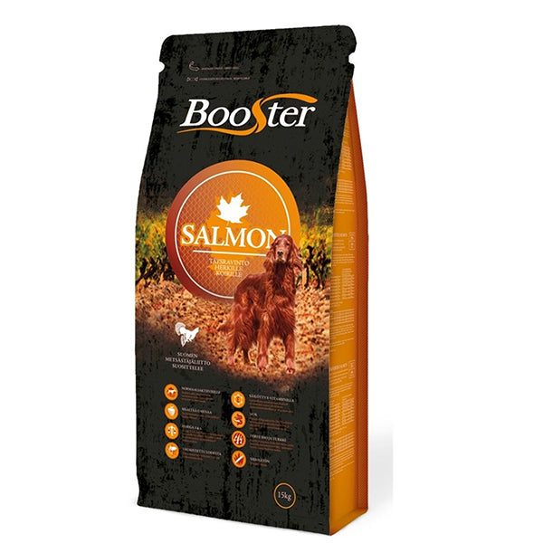 Booster Salmon 15kg