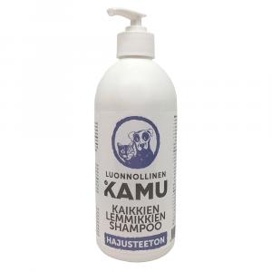 KAMU Shampoo, Hajusteeton 500ml
