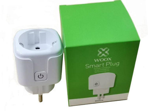 Image of WOOX WiFi älypistorasia 230 VAC 16A 3680W,  WOOX APP ON TUYA SMART