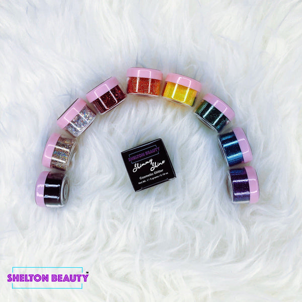 Shimmy Shine Basics Kit Bundle Shelton Beauty