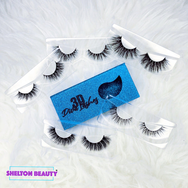 3D Diva Lash Collection Vol. 1 Bundle Shelton Beauty