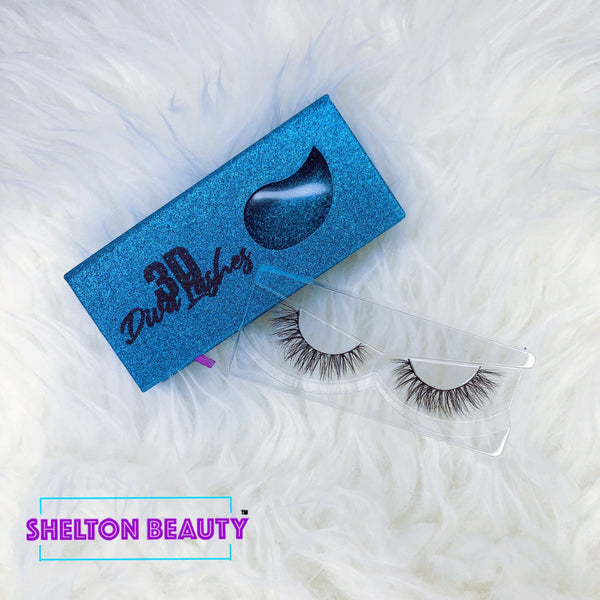 """Jess"" 3D Diva Lash Makeup Shelton Beauty"