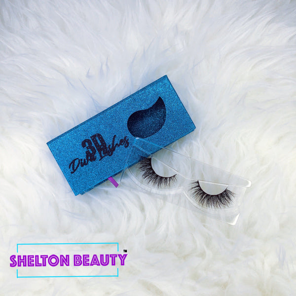 """Zamazing"" 3D Diva Lash Makeup Shelton Beauty"