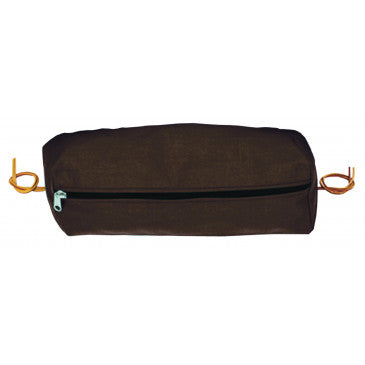 Nylon Cantle Pouch - Small - brown Animal Health - Animal Health Express