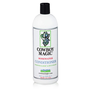 Cowboy Magic Rosewater Conditioner - Animal Health Express