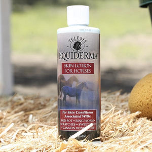 Telesis Equiderma Skin Lotion for Horses - Animal Health Express