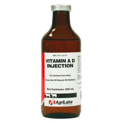 Vitamin AD 500 for Cattle