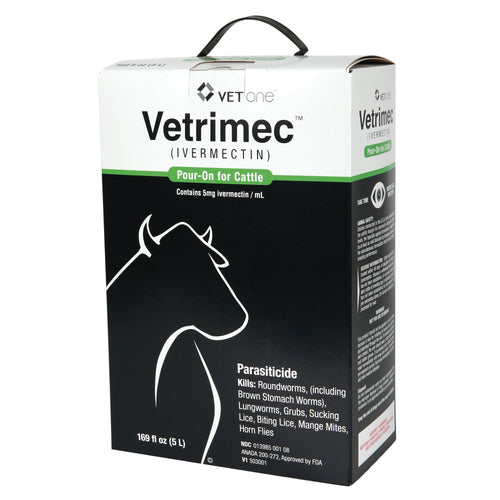 Ivermectin Pour-On for Cattle - Animal Health Express