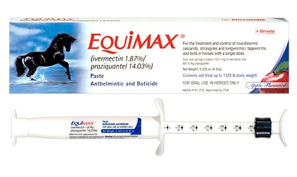 Equimax Paste - Animal Health Express