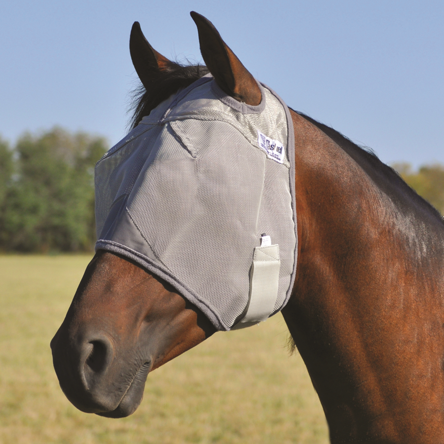 Cashel Crusader Standard Fly Mask ~ Without Ears