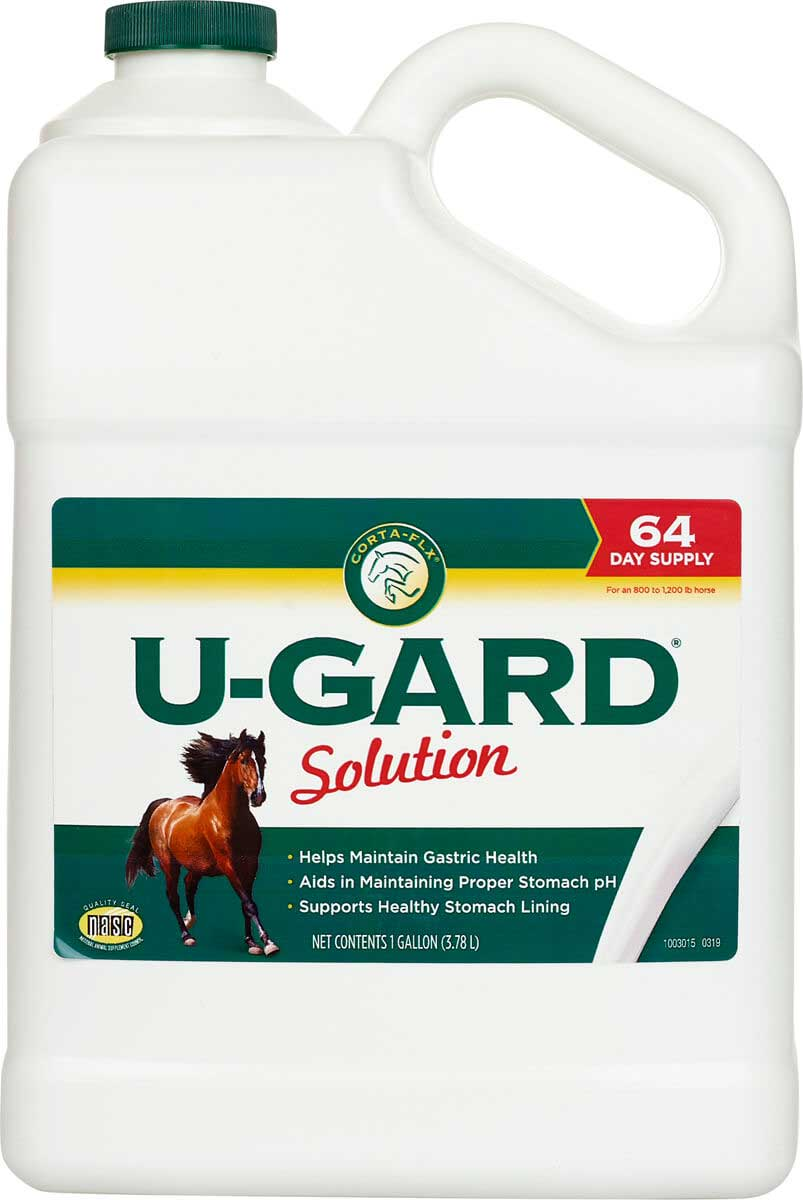 Load image into Gallery viewer, U-Gard Pellets and Solution for Horses