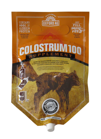 Dairy Tech Oxford Ag's Colostrum100 Supplement