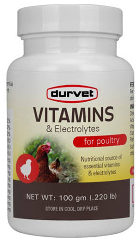 Vitamins & Elect - Animal Health Express