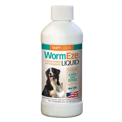 WormEze Liquid - Animal Health Express