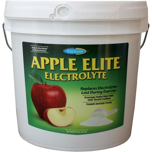 Apple Electrolyte Elite - Animal Health Express