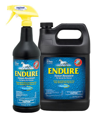 Endure Fly Spray - Animal Health Express