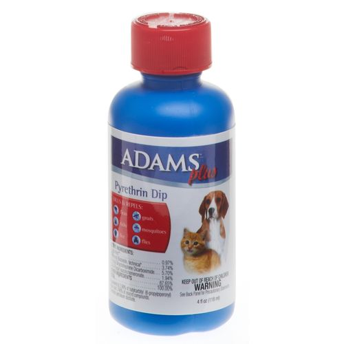 Adams Flea & Tick Dip - Animal Health Express