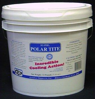SU_PER Polar Tite (Vinegar Poultice) by Gateway Products