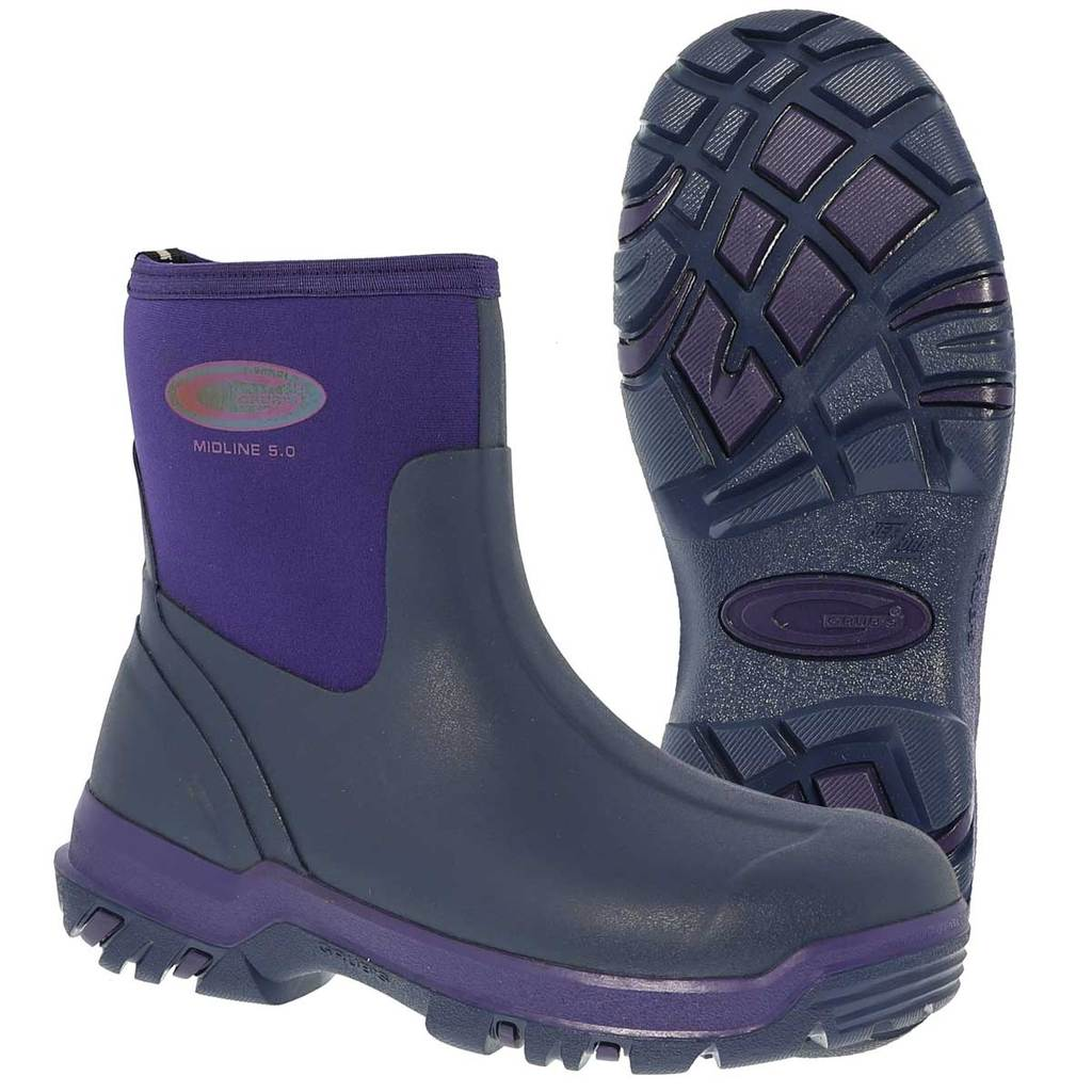 Grubs Midline 5.0 Half Height Muck Boot