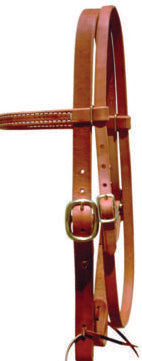 Browband Headstall Draft - Animal Health Express